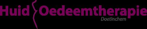 Huid- en oedeemtherapie Doetinchem Logo